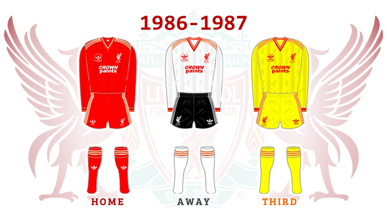 check out 67222 37911 125 Years of Liverpool FC Kits - Kinabalu Reds
